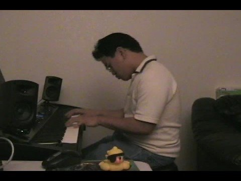 Vision of Escaflowne Opening  [Keyboard Konan]
