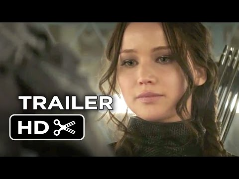 The Hunger Games: Mockingjay – Part 1 Official Trailer #1 (2014) – THG Movie HD