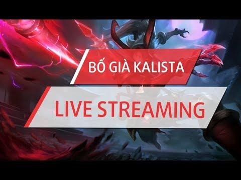 Bố Già Kalista -  Stream