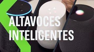 Homepod vs Google Home vs Amazon Echo: Los ponemos A PRUEBA