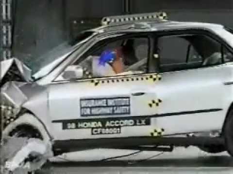 Honda accord 1993 1998 снимок
