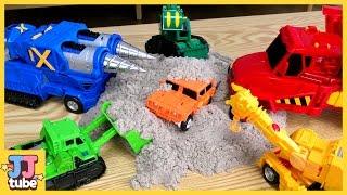 카봇 드래곤 배틀! 스타블래스터 프라우드제트 하이퍼빌디언 장난감 놀이 HelloCarbot Transformer Toy & Play [제이제이튜브  - JJ tube]