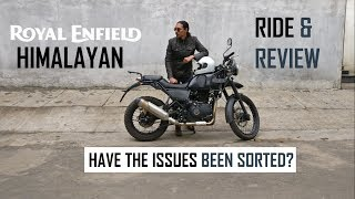 5. 2018 Royal Enfield Himalayan BS4 - Detailed Review & Road Test