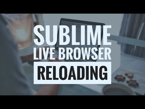 Sublime Live Server & Preview