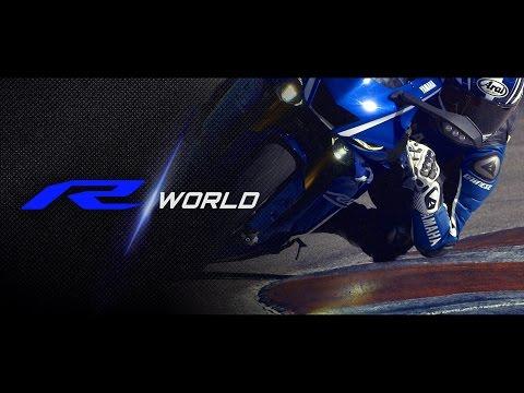 2017 Yamaha R6 Tanıtım Videosu