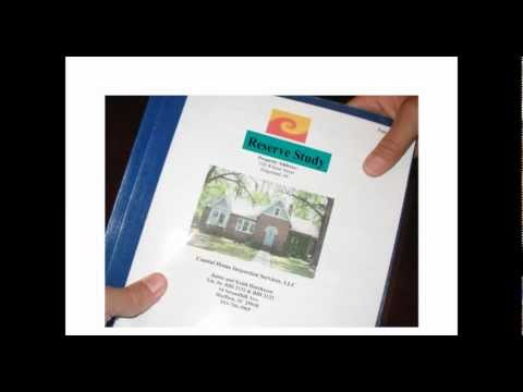 Reserve Studies & D&O Liability Insurance