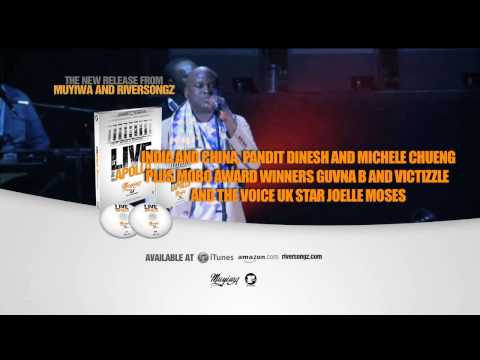 Muyiwa and Riversongz - Live at the Apollo DVD OUT NOW thumbnail