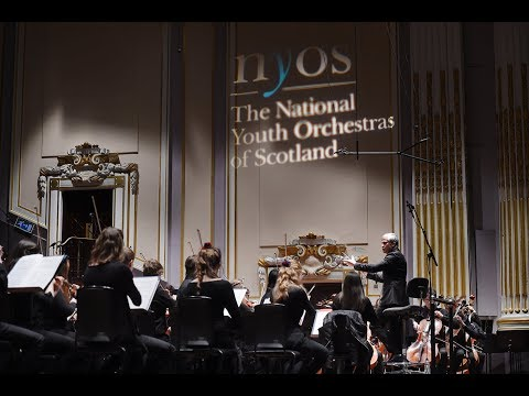 NYOS Symphony Orchestra return to Edinburgh International Festival 2018