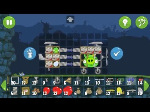 Bad Piggies - Silly Inventions