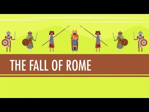 Fall of The Roman Empire…in the 15th Century: Crash Course World History #12