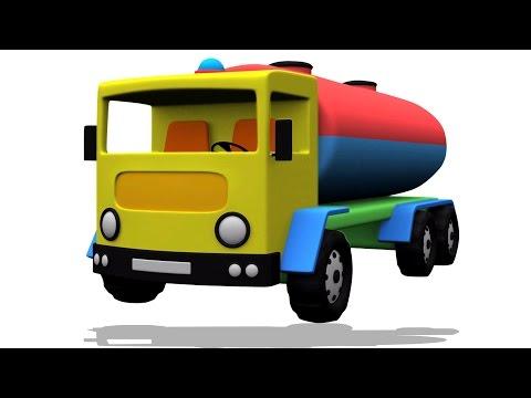 Mainan Unboxing minyak tangki   Mainan diberi box   telur kejutan   Toy Unboxing Oil Tank