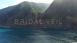 Madeira Waterfall - Bridal Ve...