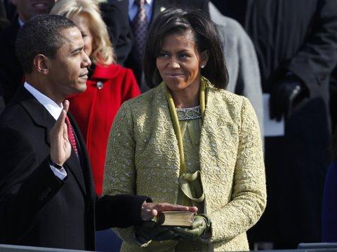 「バラクオバマ大統領就任演説」のイメージ