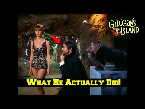 Gilligan's Island!--You Won't Believe What HE Did On Set During Filming!