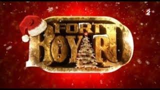 Fort Boyard -  SUPER SPÉCIALE  NOEL - HD - (SON REMASTERISÉ)