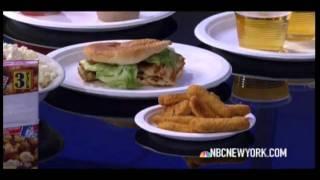 Heart Healthy Ballpark Food