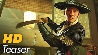 Brotherhood Of Blades   Trailer Deutsch  2014  Hd