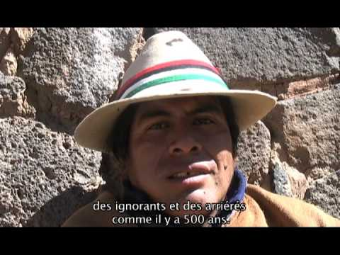 La Voz de las Semillas con subtítulos en Francés