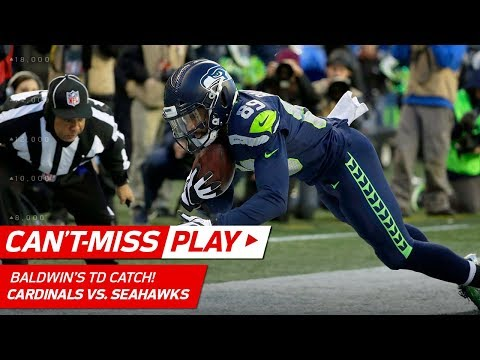 Video: Russell Wilson's Huge Read Option Run & TD Pass to Doug Baldwin! | Can't-Miss Play | NFL Wk 17