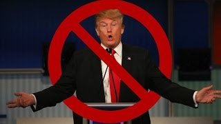 The UK Wants To Ban Donald Trump