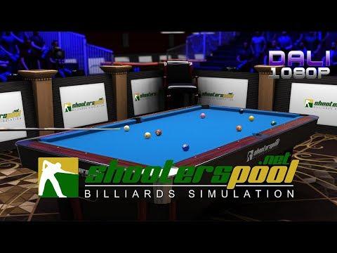 ShootersPool Online Billiards Simulation PC Gameplay