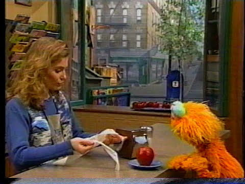 Sesame Street - Gina's Day with Apples - смотреть онлайн на