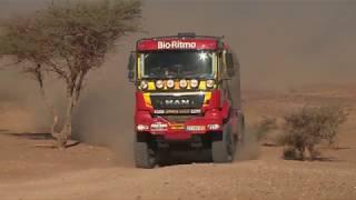 AFRICA ECO RACE 2018 2 e 3 Etapa
