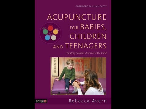 A Chat With Rebecca Avern About Pediatric Acupuncture and Her New Book