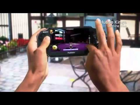 PSP Vita First look and game play