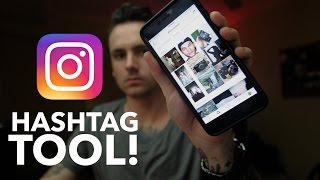 Video Instagram Hashtag Tutorial ( How To Find The Best Hashtags ) MP3, 3GP, MP4, WEBM, AVI, FLV Mei 2019