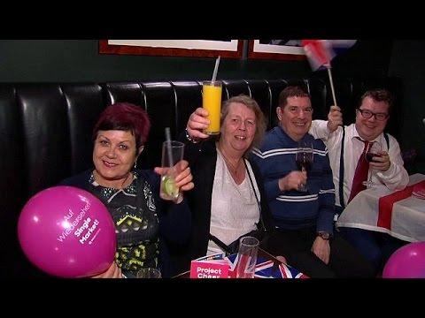 Διχασμός για το Brexit: Οι μισοί γιορτάζουν κι οι άλλοι μισοί ρωτούν γιατί