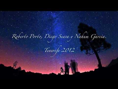 perseids meteor shower Teide 2012 uploaded by Roberto Porto Mata