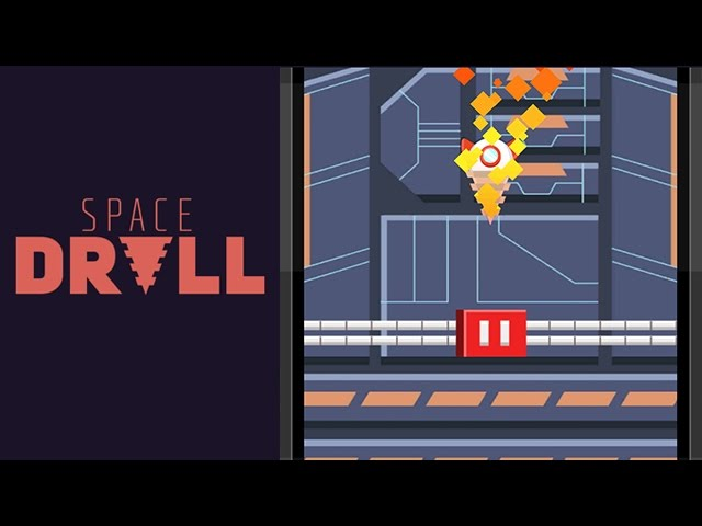Space Drill - Android Game Trailer