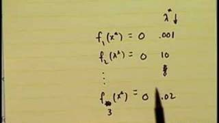 Lecture 9 | Convex Optimization I (Stanford)
