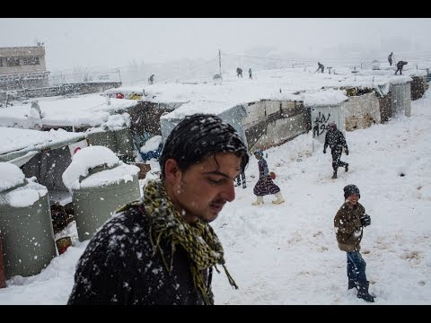 Lebanon: Surviving the Snow