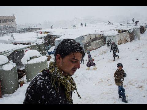 Lebanon: Surviving the Snow
