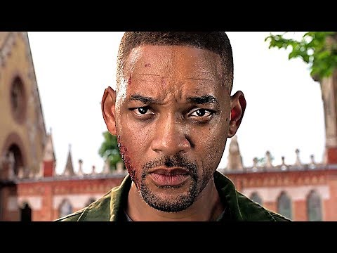 GEMINI MAN Trailer (2019) Will Smith, Action Movie