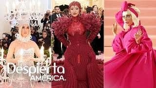 Katy Perry, Cardi B y Lady Gaga sí entendieron el tema de la Met Gala 2019