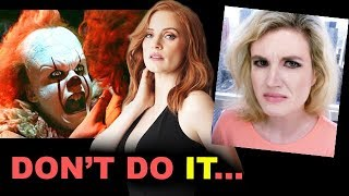 It Chapter 2 Cast - Jessica Chastain? REACTION by Beyond The Trailer