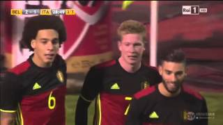 Video Belgia vs Italy 3-1 All Goals (Friendly Match) 2015 MP3, 3GP, MP4, WEBM, AVI, FLV Agustus 2018