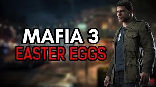 Mafia 3 is better than I thought, it's a shame it lacks a lot of easter eggs, but all the same I…Hope you enjoy.Subscribe and Hit the Notification Bell to Keep up to Date with When I Upload!►Subscribe to me here!: http://www.youtube.com/subscription_c…►Follow me on Instagram: https://www.instagram.com/o_knightz_o/ ►Check out Other Easter Egg Here!: https://www.youtube.com/playlist?list=PLud5z0-p8XHghQADyX6zBUkw12elgapjuMafia III is an action-adventure video game developed by Hangar 13 and published by 2K Games for Microsoft Windows, PlayStation 4, and Xbox One. It is the third installment in the Mafia series. Set in 1968 in the city of New Bordeaux, a fictional recreation of New Orleans, the story revolves around Lincoln Clay, an orphan and Vietnam veteran, who is on a quest to build a new crime organization to confront the Italian mob. Mafia III is an action-adventure game played in a third-person perspective, in which players assume control of Lincoln Clay, a Vietnam War veteran on a quest to seek revenge for his adopted family, who are murdered by local mobs. The game is set in 1968 New Bordeaux, a reimagined version of New Orleans, with the open world being larger than the Mafia and Mafia II maps combined. Mafia III's map is made up of ten districts: Bayou Fantom, Delray Hollow, Barclay Mills, Frisco Fields, Pointe Verdun, Tickfaw Harbor, Southdowns, River Row, Downtown, and the French Ward. Players can complete objectives using a variety of approaches. For example, players can use the weapons provided in the game, like shotguns and revolvers, to eliminate enemies, or call for allies, who arrive in a van and assist players. Alternatively, they can make use of stealth tactics throughout the entire mission without being noticed by enemies.