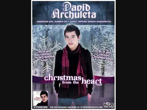 David Archuleta ( Christmas ) - Angels We Have Heard On High