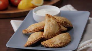 Buffalo Chicken Hand Pies •Tasty by Tasty