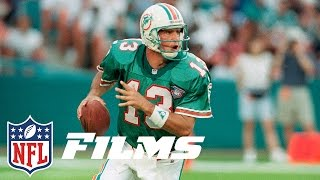 #7 Dan Marino | Top 10 QBs of All-Time | NFL by NFL Films