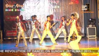 Gangnam Style | BADTAMEEZ DIL | Dance Performance By Step2Step Dance Studio