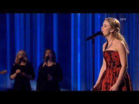Zara Larsson - Uncover @ Nobel Peace Prize Concert 2013