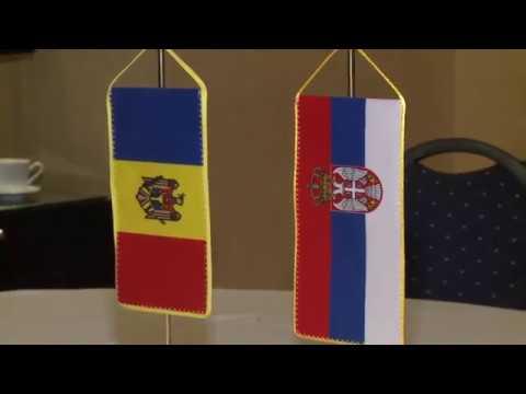 Președintele Republicii Moldova a avut o întrevedere cu Președintele Republicii Serbia