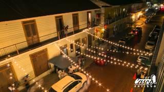 Time Lapse Desde un balcón en Avenida A - From a balcony at Avenue A /  Casco Antiguo Panama