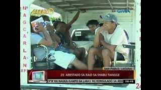 San Pablo City Philippines  city photo : 24 Oras: 29, arestado sa raid sa shabu tiangge sa San Pablo, Laguna