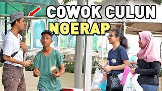 Video NYAMAR JADI CULUN TAPI JAGO NGERAP DI TEMPAT UMUM - Prank Indonesia MP3, 3GP, MP4, WEBM, AVI, FLV Desember 2018